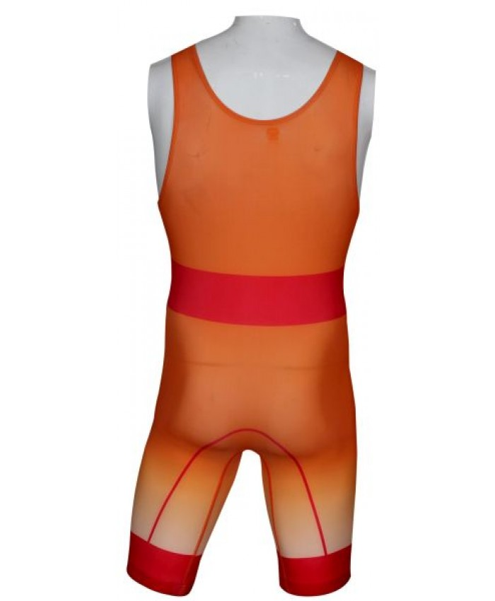 WRESTLING/Weightlifting-Costume-W6-OR-RD-GR