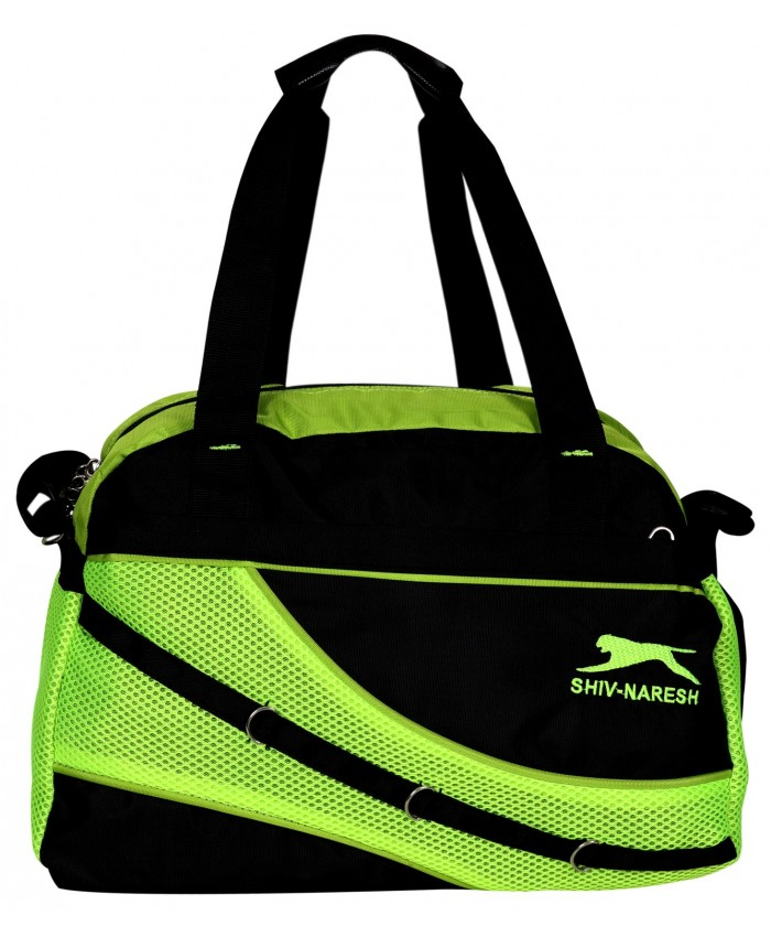 Gym Bag GR/BK Bag