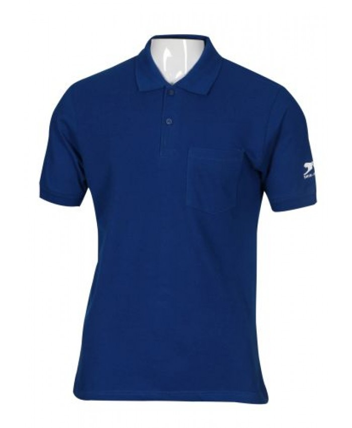 Polo Neck T-shirt for Men's in PK Net Fabric