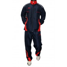 Track Suit-422-A NY/RD T.Z Fabric