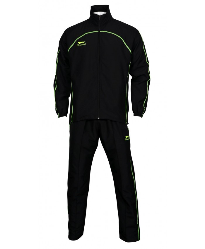 Track Suit 464-A-BK-FS  With Mesh Inner
