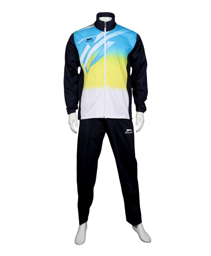 Track Suits Tz Material With Mesh Inner Half Sublimation 950 No